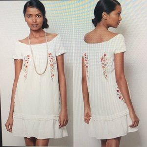 Anthropologie Malee Dress Moulinette Soeurs